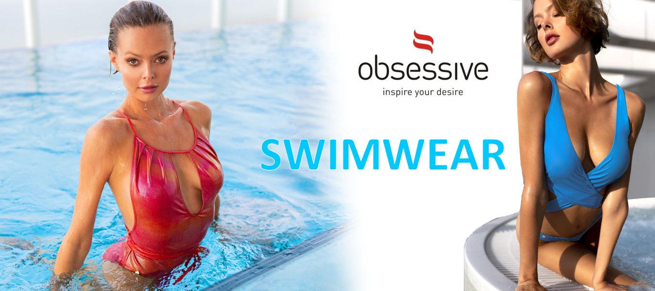 Badedragter og Bikini sæt fra Obsessive Swimwear